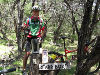 Solavaca Ranch Mountain Bike Trail