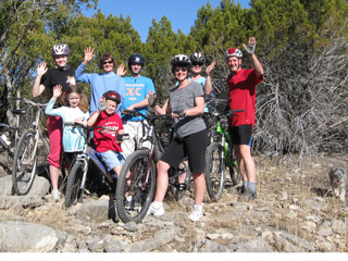 Family falls prey to Mountain Biking